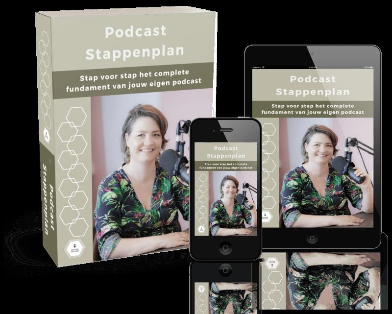Podcast stappenplan